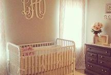 Nursery baby girl