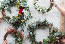 Dried Wreath Workshop
