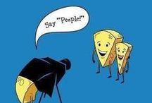 Cheesy humour