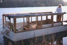 Boats -  Houseboats