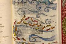 ¿Dibujamos en los libros?