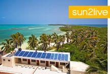 Turnkey energy solutions | The meeco Group / The meeco Group offers a wide range of customized solar energy solutions:  -sun2live: solar & energy storage -sun2light: solar LED Lighting -sun2go: portable energy -sun2flow: water pumping -sun2safe: energy management -sun2com: telecom -sun2grow: greenhouse -sun2water: water management -sun2roof: grid connected ...etc.