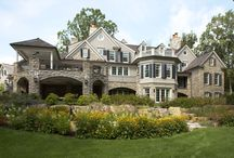 Exteriors / A collections of new and renovated home exteriors