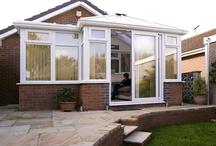 P-Shape Conservatories UK / The P-Shaped Conservatory. P-Shape DIY Conservatories manufactured and supplied by ConservatoryLand. Self-Build Conservatories in the UK with prices from just £995. All photos have been kindly supplied by our customers. www.conservatoryland.com