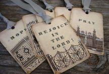 Cards, Tags & Bags / by Terri Lynn Humphries