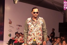 Kartick Kapoor's Collection from Bangalore Fashion Week 2012