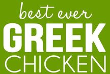 Great Greek dishes