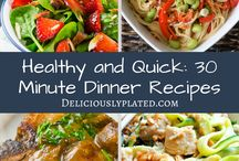 Health and Quick Meals