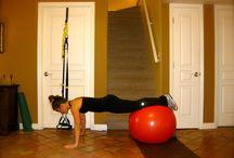 workouts / by Lynn King