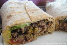 Sandwhiches,& wraps / by Joan Powell