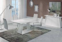 TABLES À MANGER / Des idées pour décorer les salles à manger et les salons avec des originales tables à manger et tables séjour