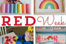 Preschool colors / by Sharon Boeglin