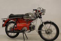 Brommertjes, mopeds