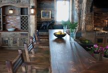 cabin in the woods / par michelle eliseo
