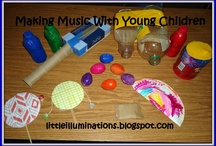 Music and Movement / by Ayn Colsh   (little illuminations)