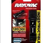 Flashlights / High-powered, durable, everyday-use flashlights.