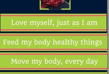 Healthy & Happy 2015 / Pins about being healthy and happy on my fitness journey in 2015!