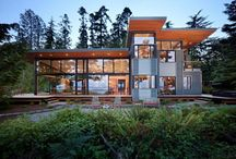 Home Exteriors / Homes that are beautiful inside and (especially) out.