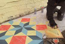 pinturas de piso