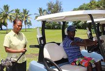 Golf Carts / Golf Carts - for bookings contact Club  Email: pvgcc@vanuatu.com.vu Port Vila Golf & Country Club