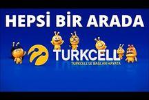 Turkcell Emocanlar Reklamı - Bütün Emocan Reklamları Bir Arada