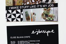 BIZ | CRAFT + BLOGGING