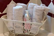 Creative Bathrooms / Creative Bathroom Decorating Ideas and Décor  / by Lisa's Creative Designs