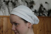 Medieval hairstyle / This page is about my hobby work