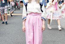 일본 패션