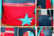 Nähen-Taschen , Täschchen ,Geldbeutel / hier entsteht eine Sammlung genähter Taschen