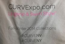 Lingerie Shows / A few pictures from some things I've seen at Curve Expo, and fashion shows.