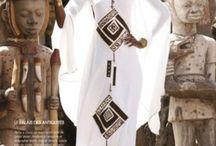WHITE NOIRE / Melanin dressed in White