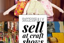 Selling crafts