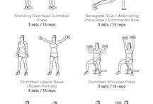 Fitness stuff (upperbody)