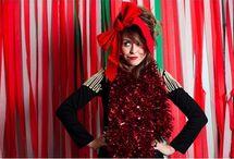 MY CHRISTMAS PARTY IDEAS / by Megan Freeman