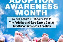 Adoption Awareness Month