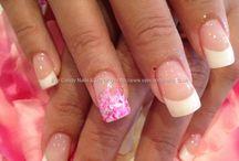 NAILS  gel polish / soak off gel/art