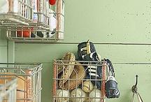 home: organization / by Jenna Stoller