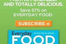 Freezer-Friendly Meal Ideas / by Karen Elizabeth