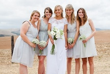 All About The Bridesmaids / by Scratch Weddings