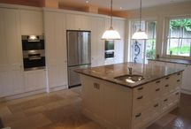 Used Luxury Solid Wood Kitchen