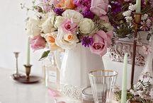Λουλούδια   Vintage  Style