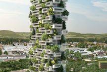 Yeşil bina
