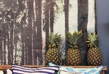 I LIKE | Pineapples & palms