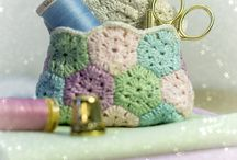Hexagonal crochet