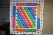 My Quilts / Here are few of my favorite quilts that I have made. / by Catherine Smith