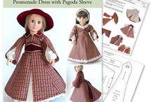 Dolls Historical / by Jennifer Kirkpatrick