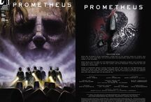 Prometheus : Fire and Stone #1 COMIC - Dark Horse / Prometheus Comic
