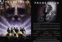 Prometheus : Fire and Stone #1 COMIC - Dark Horse / Prometheus Comic