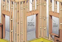 case lemn structura